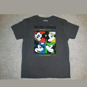 3/$20 Disney Mickey Mouse Tee Shirt Mens Large L